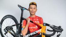6國選手騎美利達自行車進東京奧運