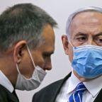Bibi Netanyahu's Trial Begins Amid Chants and Bombast