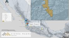 Sierra Madre Acquires the la Tigra Project in Nayarit, Mexico