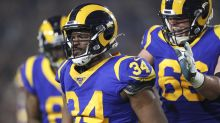 Should fantasy drafters be worried about the Rams fielding a running back committee?