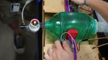 Este es el ventilador de $100 dólares que creó el MIT