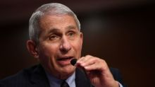 Fauci implores young people to stay vigilant on coronavirus risk