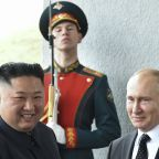 The Latest: Seoul hopeful Putin-Kim talks will help peace