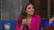 Alexandria Ocasio-Cortez says debate was 'breakaway night' for 3 candidates