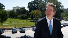 A low-key week 1 for Trump's Supreme Court nominee