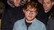 Ed Sheeran tiene una personalidad adictiva: da igual que sean tatuajes o alcohol