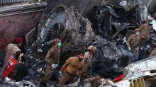Pakistan plane crash survivor: 'All I could see was fire'