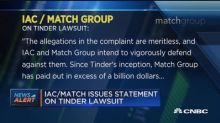 IAC Match: Allegations in complaint are 'meritless'