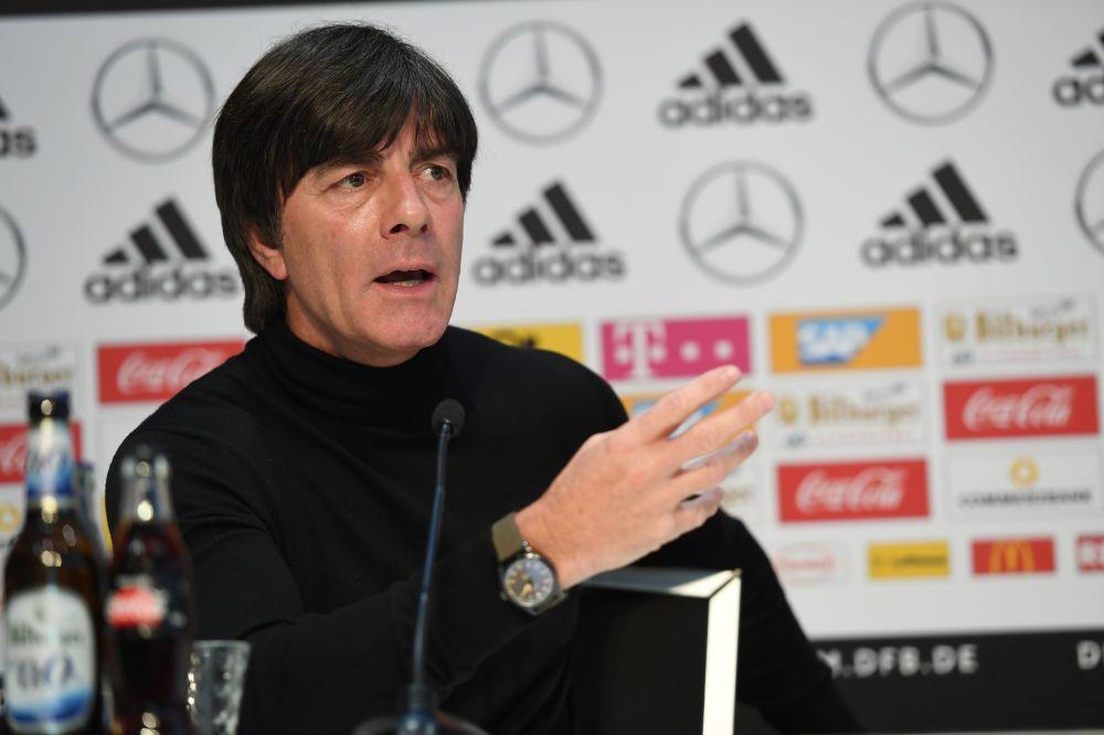 Joachim Löw: Keine Hierarchie im Sturm der deutschen Nationalmannschaft
