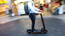 E-scooter rider pleads guilty over accident that left housewife in coma