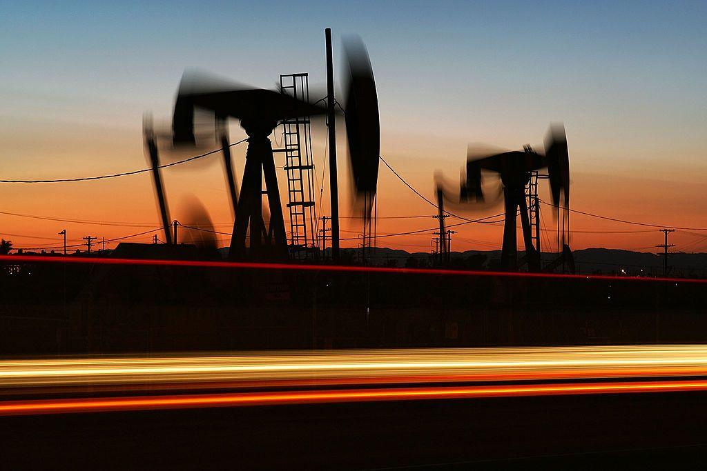 Oil at Two-Week High After U.S.-China Reach Partial Trade Deal