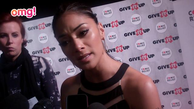 Head shave for Nicole Scherzinger?