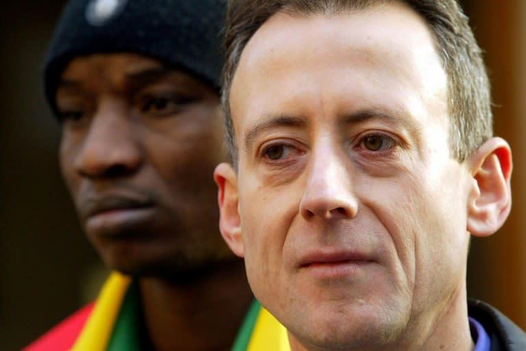 The veteran campaigner twice tried to arrest Mugabe