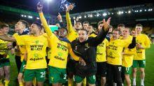 Daniel Farke dedicates Norwich's return to Premier League to supporters