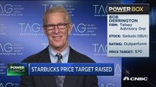 Telsey analyst breaks down his bullish call on Starbucks