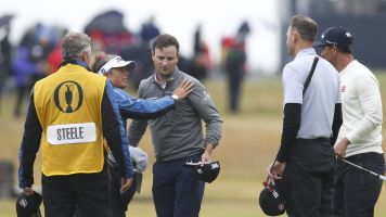 Johnson happy to fly under the radar at Carnoustie