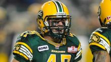 'I walk away happy with no regrets': Esks linebacker J.C Sherritt retires