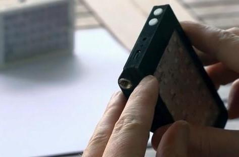 Insert Coin: The Kick, an iPhone-controlled camera light