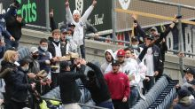 Athletics look forward to playing at full-capacity Yankee Stadium