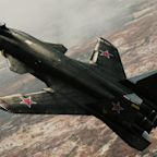 Russia's Stealth Fighter Failure: Meet the Su-47