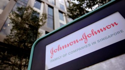 J&J takes $13.6 billion tax-related charge
