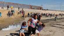 Doctor says tear gas used at the border can cause permanent skin burns and breathing trouble in kids: 'It is absolutely horrific'