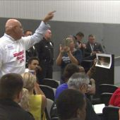 Black Lives Matter protests disrupt LA Police Commission meeting