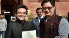 'Magic of govt chamchagiri': Cong slams govt over Padma Shri to Adnan Sami