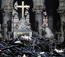 Notre Dame fire: Why should France rebuild cathedral? Embers of Christianity still burn.