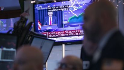 Stock futures edge down ahead of Fed minutes