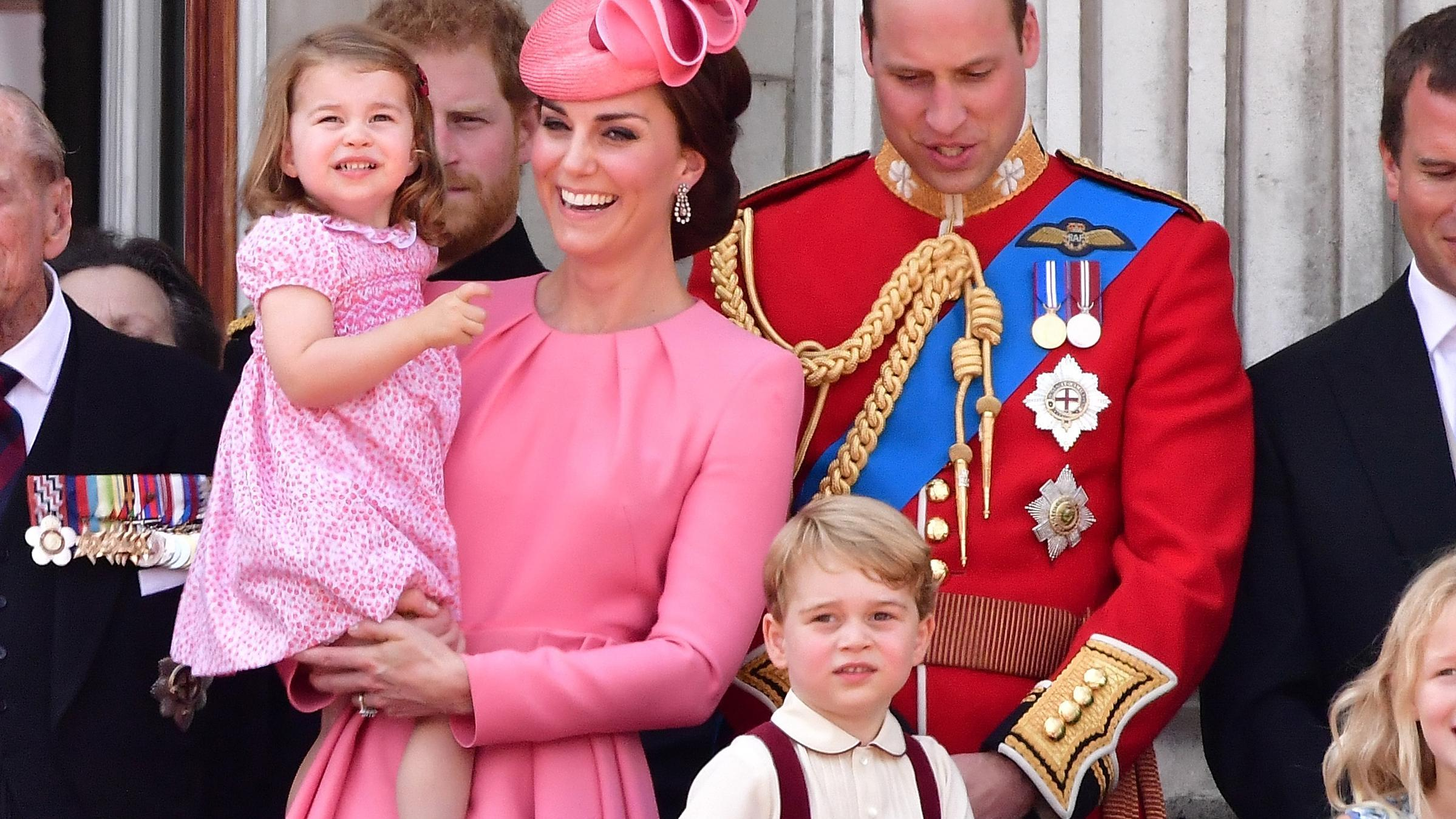 Royal frontrunners: The baby names for William and Kate\'s third child