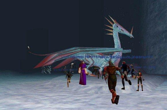 """EverQuest's Ancient Heroes game update brings a """"classic EQ"""" experience"""