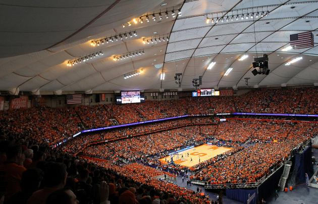 Syracuse decides not to move its basketball floor to accommodate