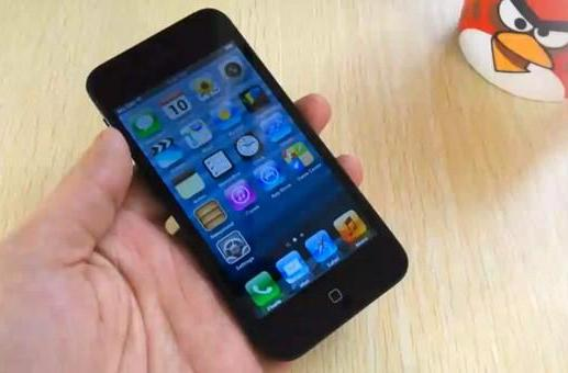 Goophone i5S KIRFs the iPhone 5S early, gives the iPhone 4S a run for its money (video)