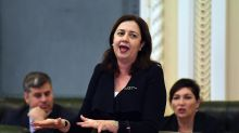 Palaszczuk rules out Qld cabinet shakeup