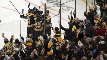 Déjà vu: Bruins knock off Leafs in Game 7 again