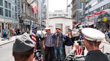 Berlin bans posing 'soldiers' from Checkpoint Charlie amid 'Disneyfication' concerns