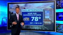 WBZ AccuWeather Midday Forecast For June 10