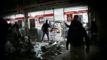 Drug check in German city sparks attacks on police