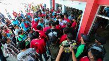 Selangor PKR poll marred by scuffles
