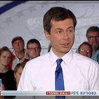 Donald Trump tweets that Fox News is 'wasting airtime' on Pete Buttigieg