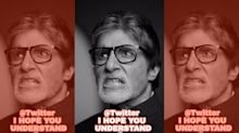 Oh My! Amitabh Bachchan Is So Touchy About His Twitter Followers