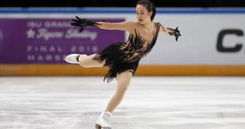 Pat. artistique - La triple championne du monde Mao Asada prend sa retraite