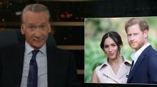 Prince Harry and Meghan Markle Drop 'Royal Highness' Titles, Hours After Bill Maher Urged Them to Ditch Royal Family