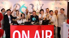 New Chinese radio station launched in Singapore