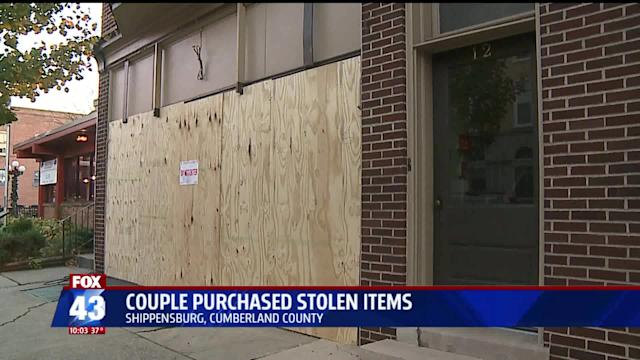 Store Owners Arrested for Selling Stolen Military Gear