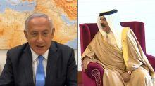 Paz entre Israel e Bahrein