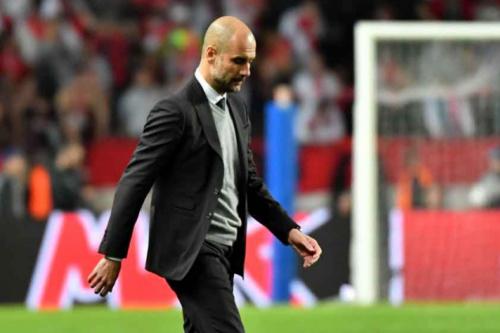 Pep Guardiola lamenta primeiro tempo ruim: 'Não estávamos lá'