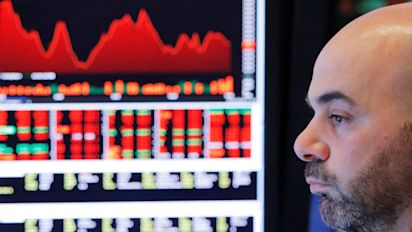 Stocks fall as trade woes batter sentiment