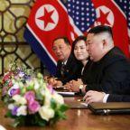 Trump Abruptly Scraps New North Korea Sanctions
